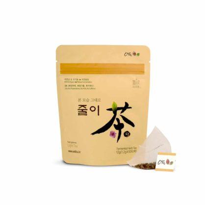 Ido tea light tea packet with teabag