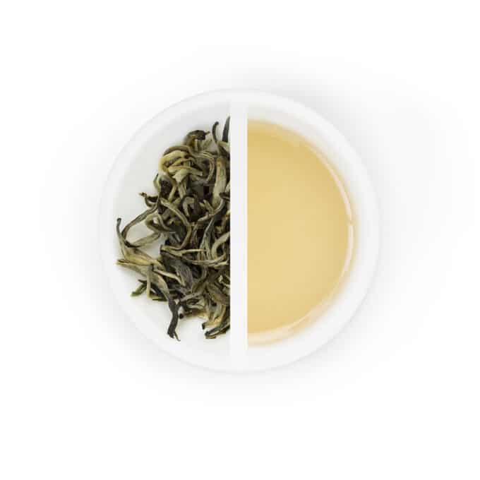 Xue Rong leaves with tea